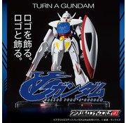 "Bandai Turn A Gundam (Large) ""Turn A Gundam"", Bandai Logo Display"