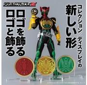 "Bandai OOO TaToBa CORE ""Kamen Rider"", Bandai Logo Display"