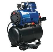 Paasche (PAS) D3000R Diaphragm Compressor W/ Tank and Regulator