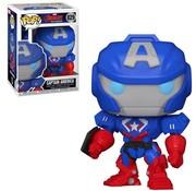 Marvel Mech Captain America Pop!