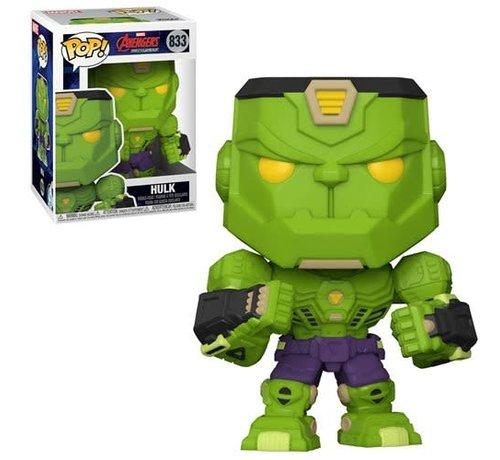Funko Pop! 55237 Marvel Mech Hulk Pop! Vinyl Figure