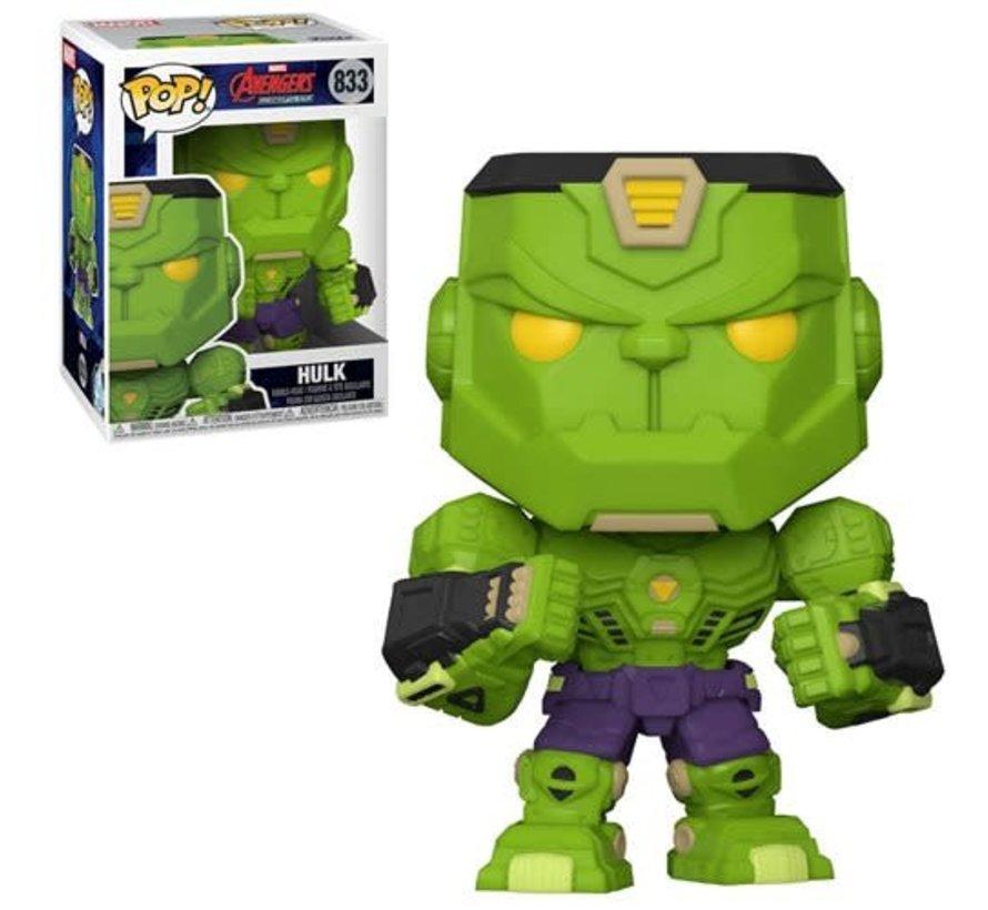 55237 Marvel Mech Hulk Pop! Vinyl Figure