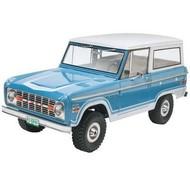 RMX- Revell Ford Bronco 1966+Plastic Model Kit 1/25