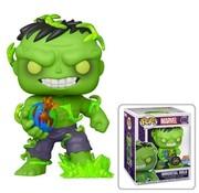 Funko Pop! Marvel Super Heroes Immortal Hulk 6-Inch Pop! - Previews Exclusive