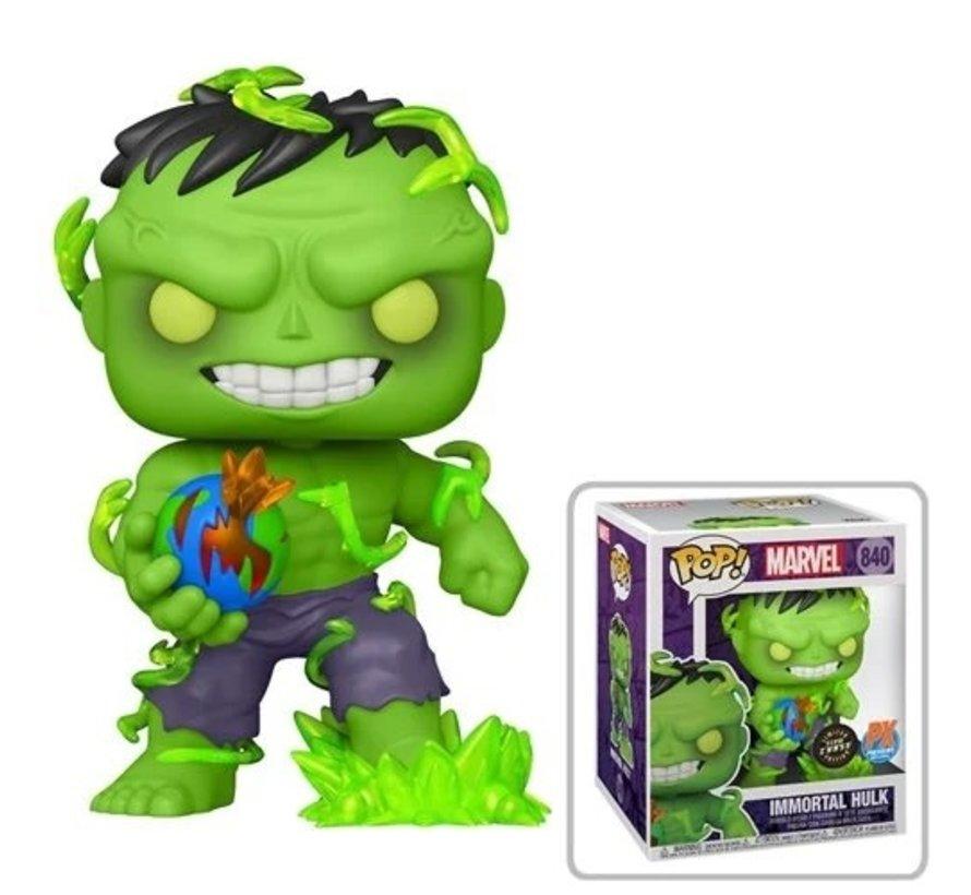 209200 Marvel Super Heroes Immortal Hulk 6-Inch Pop! Vinyl Figure - Previews Exclusive