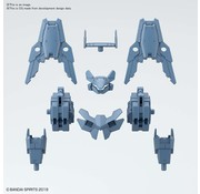 Bandai 30MM 1/144 OPTION ARMOR FOR COMMANDER [CIELNOVA EXCLUSIVE/ BLUE GRAY]