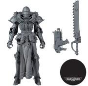 McFarlane Toys Warhammer 40000 Series 2 Adepta Sororitas Battle Sister (Artist Proof) 7-Inch Action Figure