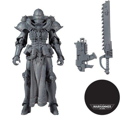 McFarlane Toys 10917 Warhammer 40000 Series 2 Adepta Sororitas Battle Sister (Artist Proof) 7-Inch Action Figure