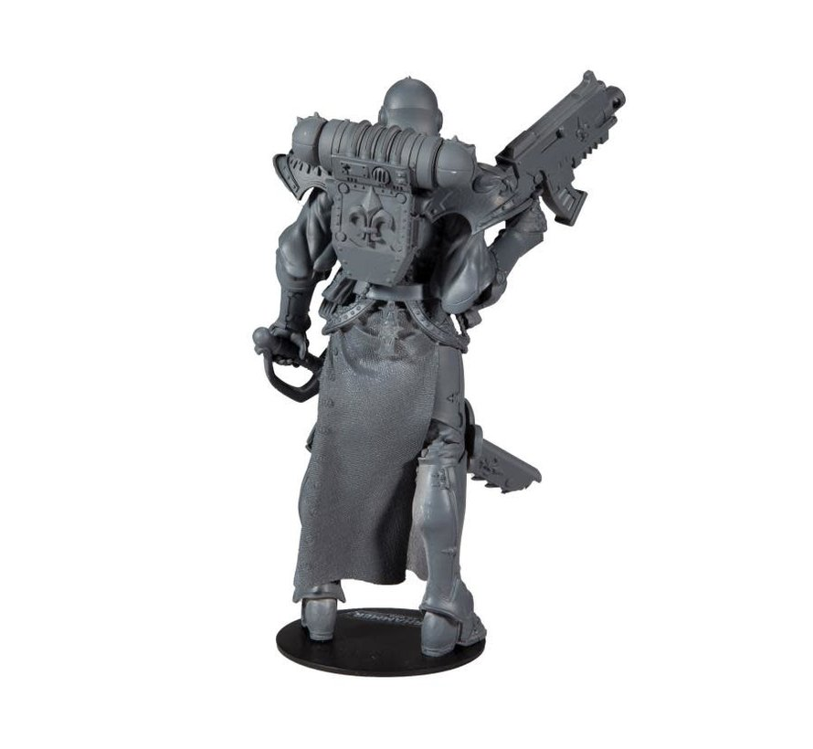 10917 Warhammer 40000 Series 2 Adepta Sororitas Battle Sister (Artist Proof) 7-Inch Action Figure