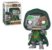 Funko Pop! Marvel Zombies Dr. Doom Pop!