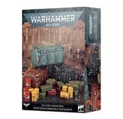 Games Workshop -GW Battlezone: Manufactorum Munitorum Armoured Containers