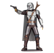 Fascinations The Mandalorian ™ 3D Metal Model kit