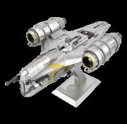 Fascinations Razor Crest ™  3D Metal Model kit