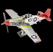 Fascinations Tuskegee Airmen P-51D Mustang