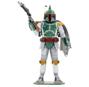 Fascinations Boba Fett 3D Metal Model kit