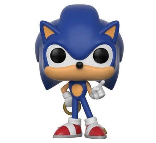 Funko Pop! 20146 Sonic the Hedgehog with Ring Pop! Vinyl Figure