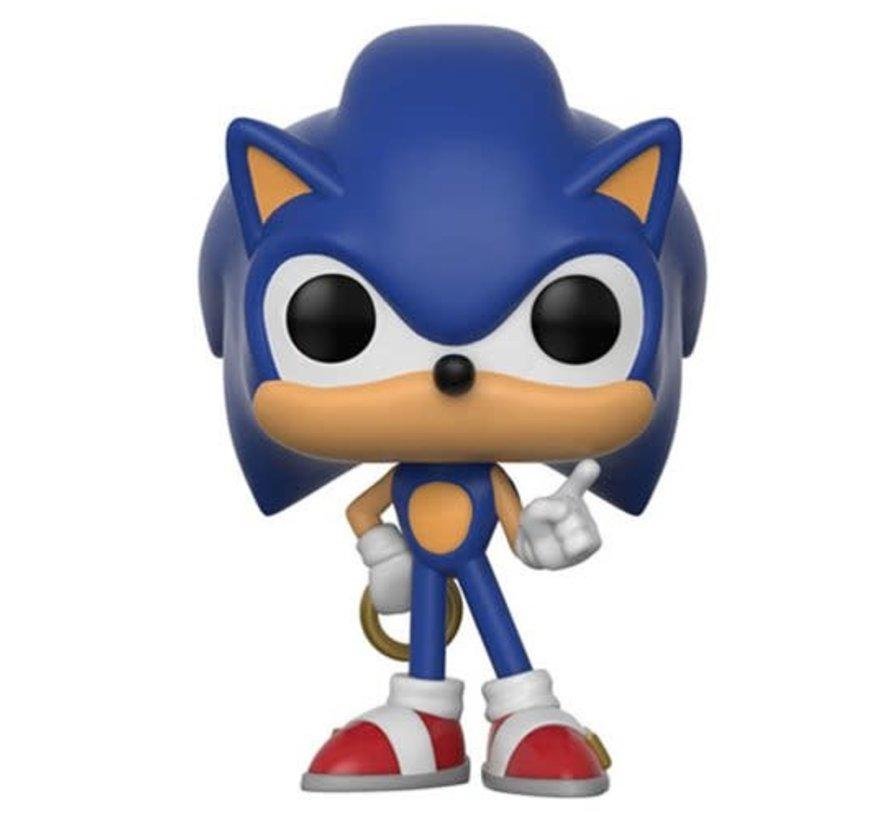 20146 Sonic the Hedgehog with Ring Pop! Vinyl Figure