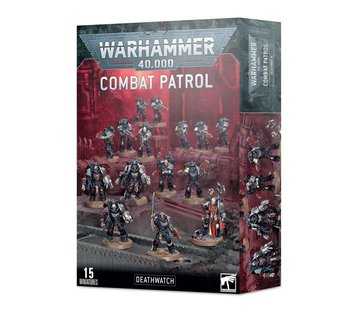 Games Workshop -GW COMBAT PATROL: DEATHWATCH