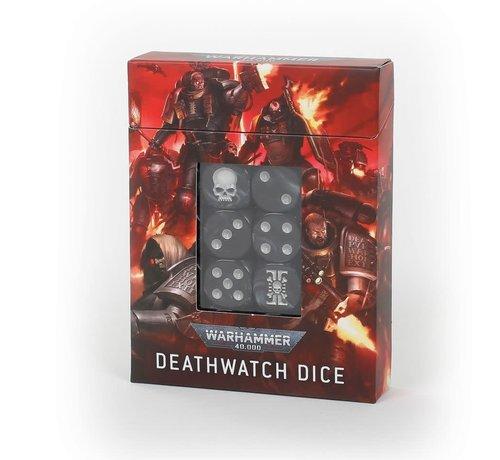 Games Workshop -GW 39-26 DEATHWATCH DICE SET