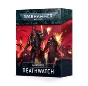 Games Workshop -GW DATACARDS: DEATHWATCH