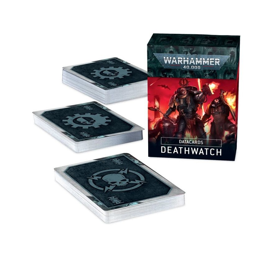 39-02 DATACARDS: DEATHWATCH (ENGLISH)