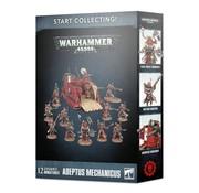 Games Workshop -GW Start Collecting! Adeptus Mechanicus