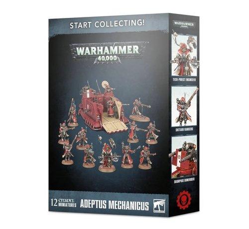 Games Workshop -GW 70-59 Start Collecting! Adeptus Mechanicus