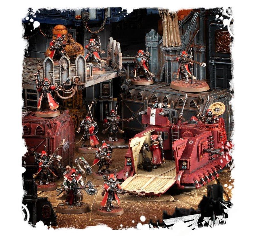 70-59 Start Collecting! Adeptus Mechanicus