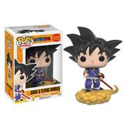 Funko Pop! Dragon Ball Goku and Nimbus Pop!