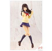 Kotobukiya - KBY SOUSAI SHOJO TEIEN MADOKA YUKI【TOUOU HIGH SCHOOL WINTER CLOTHES】