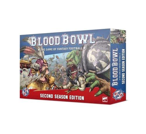 Games Workshop -GW 200-01 BLOOD BOWL: SECOND SEASON EDITION