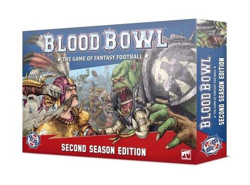 Games Workshop -GW BLOOD BOWL: SECOND SEASON EDITION