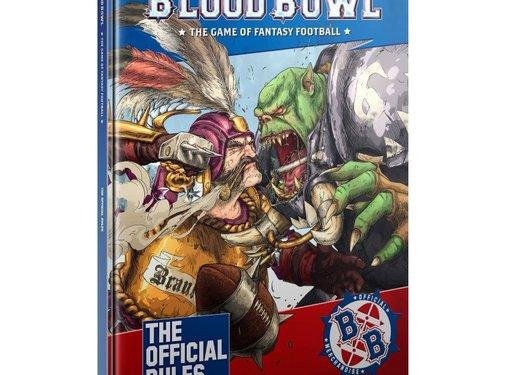Games Workshop -GW BLOOD BOWL RULEBOOK