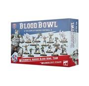 Games Workshop -GW BLOOD BOWL: Necromantic Horror Blood Bowl Team: The Wolfenburg Crypt-Stealers