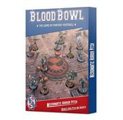 Games Workshop -GW BLOOD BOWL NECROMANTIC TEAM PITCH