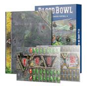 Games Workshop -GW BLOOD BOWL: SKAVEN & DWARF PITCH