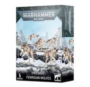 Games Workshop -GW SPACE WOLVES FENRISIAN WOLF PACK