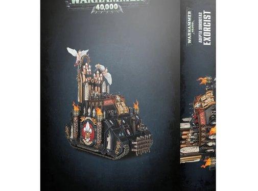 Games Workshop -GW ADEPTA SORORITAS EXORCIST
