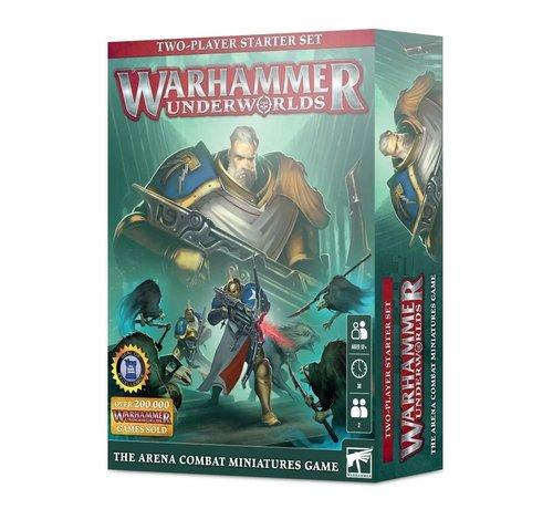 Games Workshop -GW 110-01 WARHAMMER UNDERWORLDS:  STARTER SET (ENGLISH)