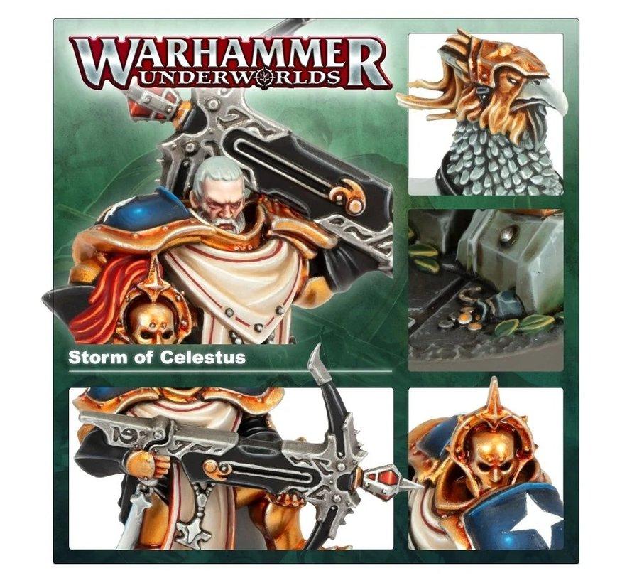 110-01 WARHAMMER UNDERWORLDS:  STARTER SET (ENGLISH)