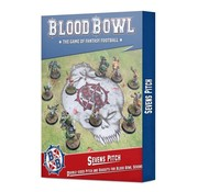 Games Workshop -GW Sevens Pitch: Double-sided Pitch and Dugouts for Blood Bowl Sevens