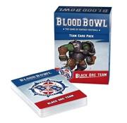 Games Workshop -GW BLOOD BOWL: BLACK ORC TEAM CARD PACK