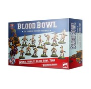 Games Workshop -GW BLOOD BOWL: Imperial Nobility Blood Bowl Team: The Bögenhafen Barons
