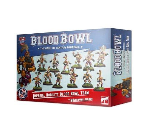 Games Workshop -GW 202-13 BLOOD BOWL: Imperial Nobility Blood Bowl Team: The Bögenhafen Barons