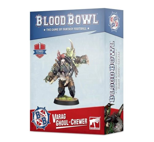 Games Workshop -GW 202-15 BLOOD BOWL: VARAG GHOUL-CHEWER