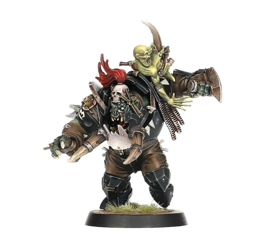 202-15 BLOOD BOWL: VARAG GHOUL-CHEWER