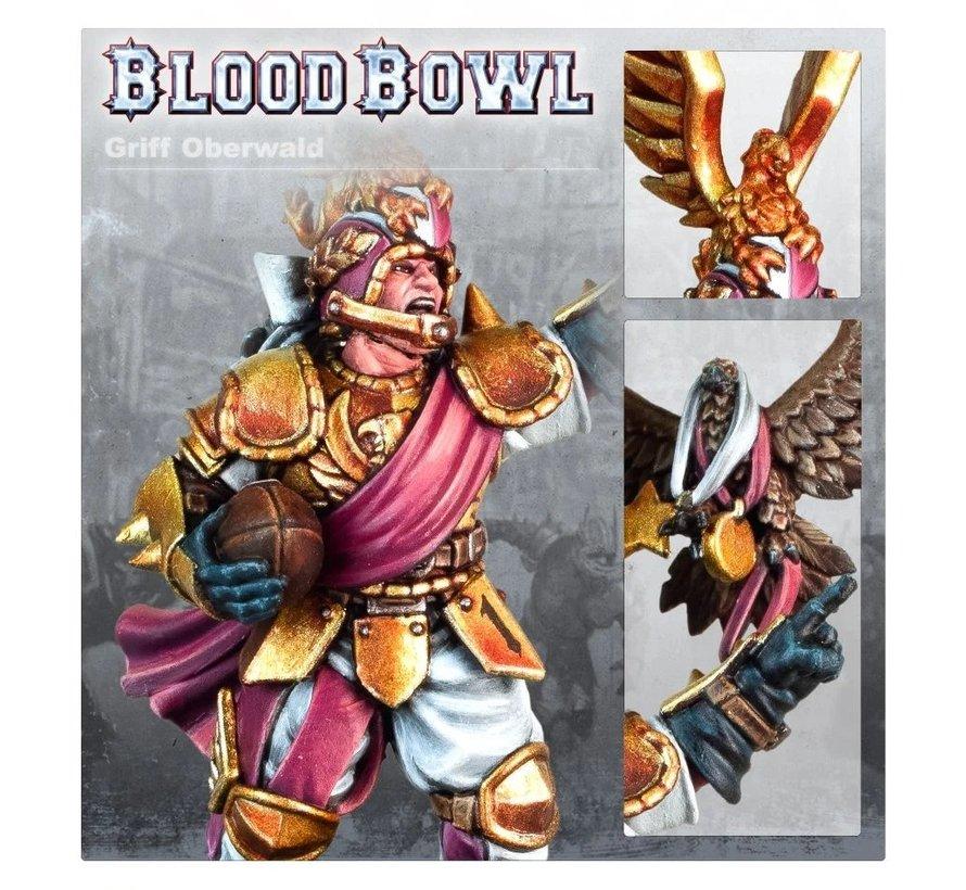 202-14 BLOOD BOWL: GRIFF OBERWALD