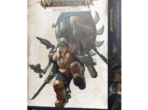Games Workshop -GW BROKEN REALMS: DRONGON'S AETHER-RUNNERS