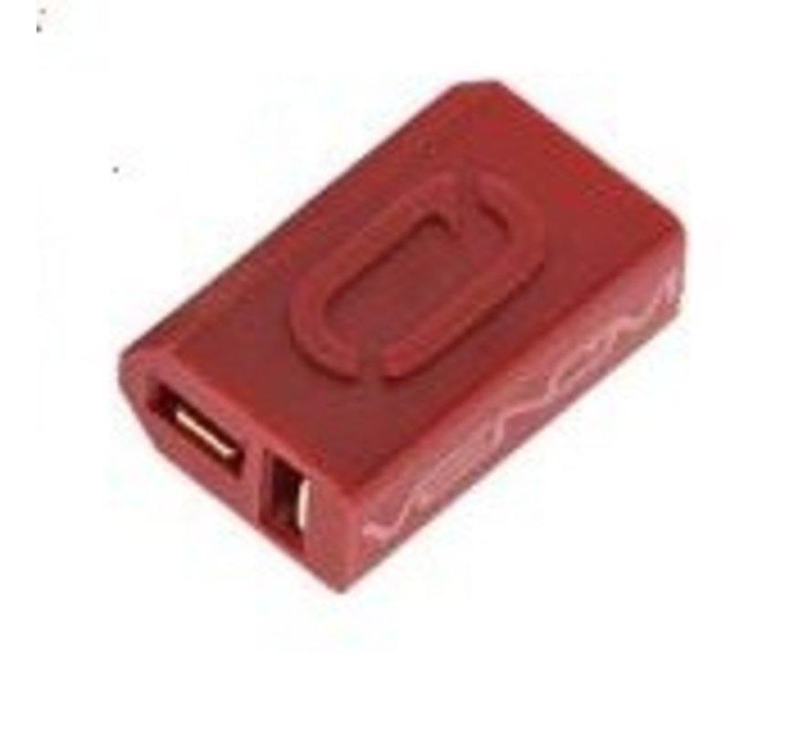 1762 UNI 2.0 Plug XT60 To Deans Adaptor EACH