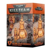 Games Workshop -GW Kill Team Killzone: Sector Mechanicus Environment Expansion